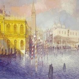 """Poster de arta """"Venetia III"""""""