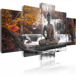 Tablou - Autumn Buddha