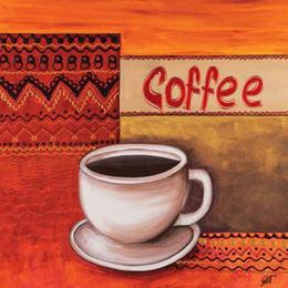 Tablou decorativ Coffee inramat
