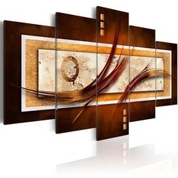 Tablou - Iridescent brown