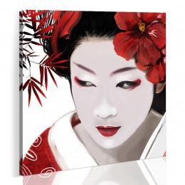 Tablou - Japanese Geisha