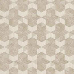 Tapet vinil modern cu design geometric