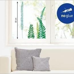 """Sticker de geam """"Frunze de Vicia"""""""