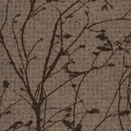 Tapet elegant superlavabil Grafica cu copaci