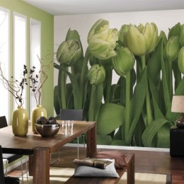 Fototapet floral Lalele