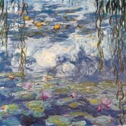 Tablou Monet Nuferi