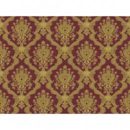 Tapet superlavabil baroc floral cu model clasic, elegant pentru dormitor