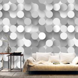 Fototapet - Silver Net