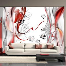 Fototapet - Airy fabric