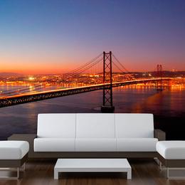 Fototapet - Bay Bridge - San Francisco