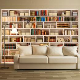 Fototapet Biblioteca de acasa