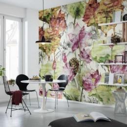 Fototapet floral Lotus