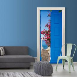 Fototapet pentru ușă - Door into Summer