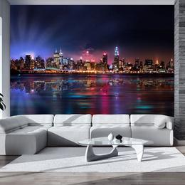 Fototapet - Romantic moments in New York City