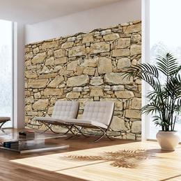 Fototapet - Stone wall