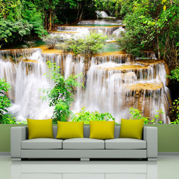Fototapet - Thai waterfall