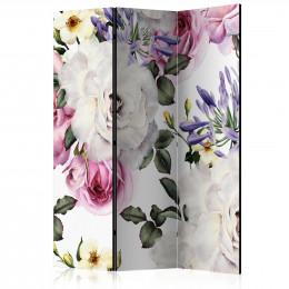 Paravan - Floral Glade [Room Dividers]