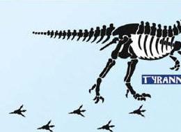 """Sticker """"Dinozaur"""""""