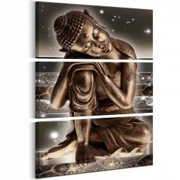 Tablou - Buddha at Night