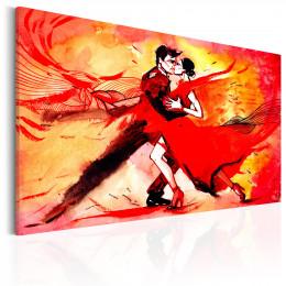 Tablou canvas Dans senzual
