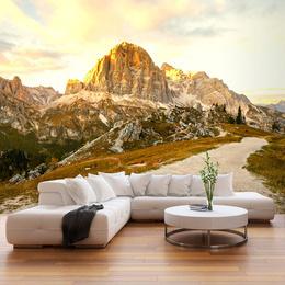 Fototapet - Beautiful Dolomites