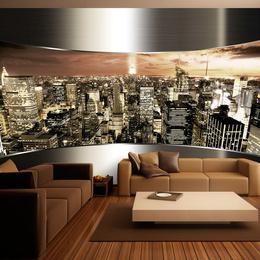 Fototapet - Panorama of New York City
