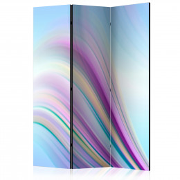 Paravan - Rainbow abstract background [Room Dividers]