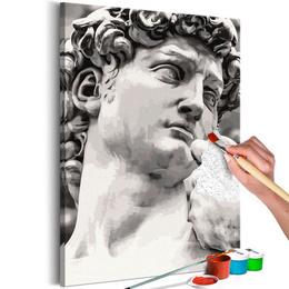 Pictura pe numere - Sculptura
