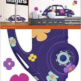 "Sticker decorativ ""Beetle"""