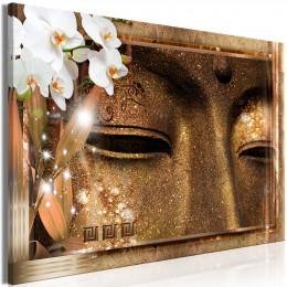 Tablou - Buddha's Eyes (1 Part) Wide