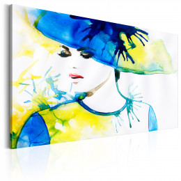 Tablou canvas Eleganta de primavara