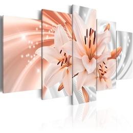 Tablou - Coral Lilies