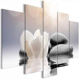 Tablou - Natural Lightness (5 Parts) Wide