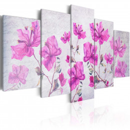 Tablou - Purple Flowers