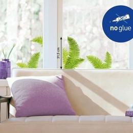Sticker de geam ''Frunze de feriga''