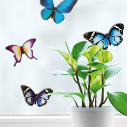 Sticker de perete Fluturi 3D