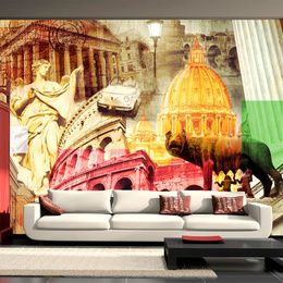 Fototapet - Rome - collage