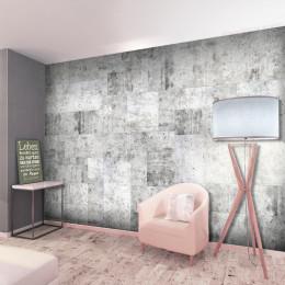 Fototapet - Concrete: Grey City