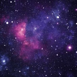 Fototapet Galaxia