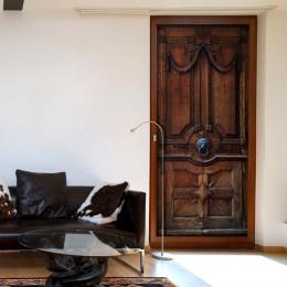 Fototapet pentru ușă - Luxury Door