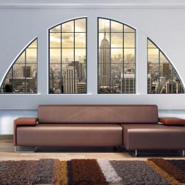 Fototapet Priveliste luminoasa spre Cladirea Empire State