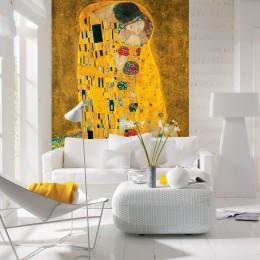 Fototapet Sarutul de Klimt