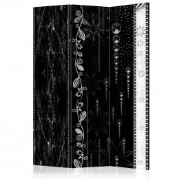 Paravan - Black Elegance [Room Dividers]