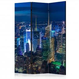 Paravan - Manhattan - night [Room Dividers]