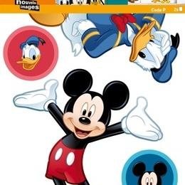 Sticker de copii ''Mickey si prietenii lui''