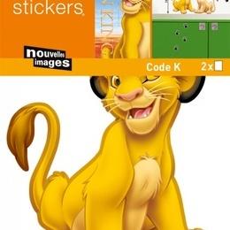 Sticker pentru copii ''Simba''