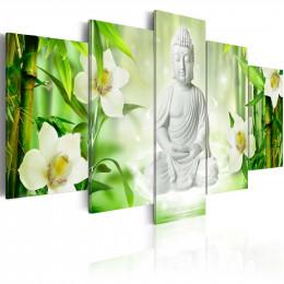 Tablou - Buddha and jasmine