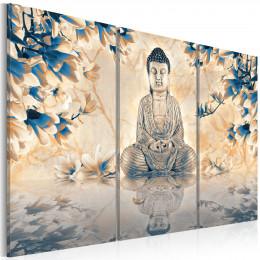 Tablou - Buddhist ritual
