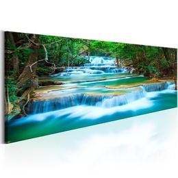 Tablou - Sapphire Waterfalls