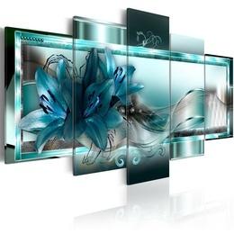Tablou - Sky Blue Lilies